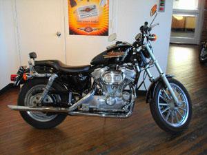 Harley Davidson Sportster Donor Bike