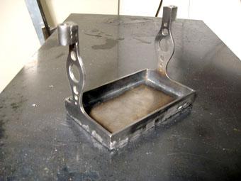 Homemade Custom Motorcycle Battery Box Design