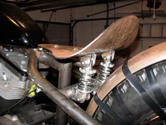 Custom Built Motorcycles Garage Built Choppers Part 4