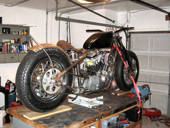 How to make Rear Fender Struts