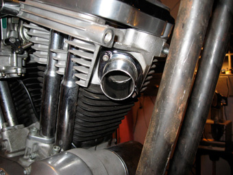 How to Sportster Exhaust